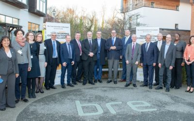 Transforming Construction Alliance secures £72 million government funding to drive innovation  and boost UK construction productivity